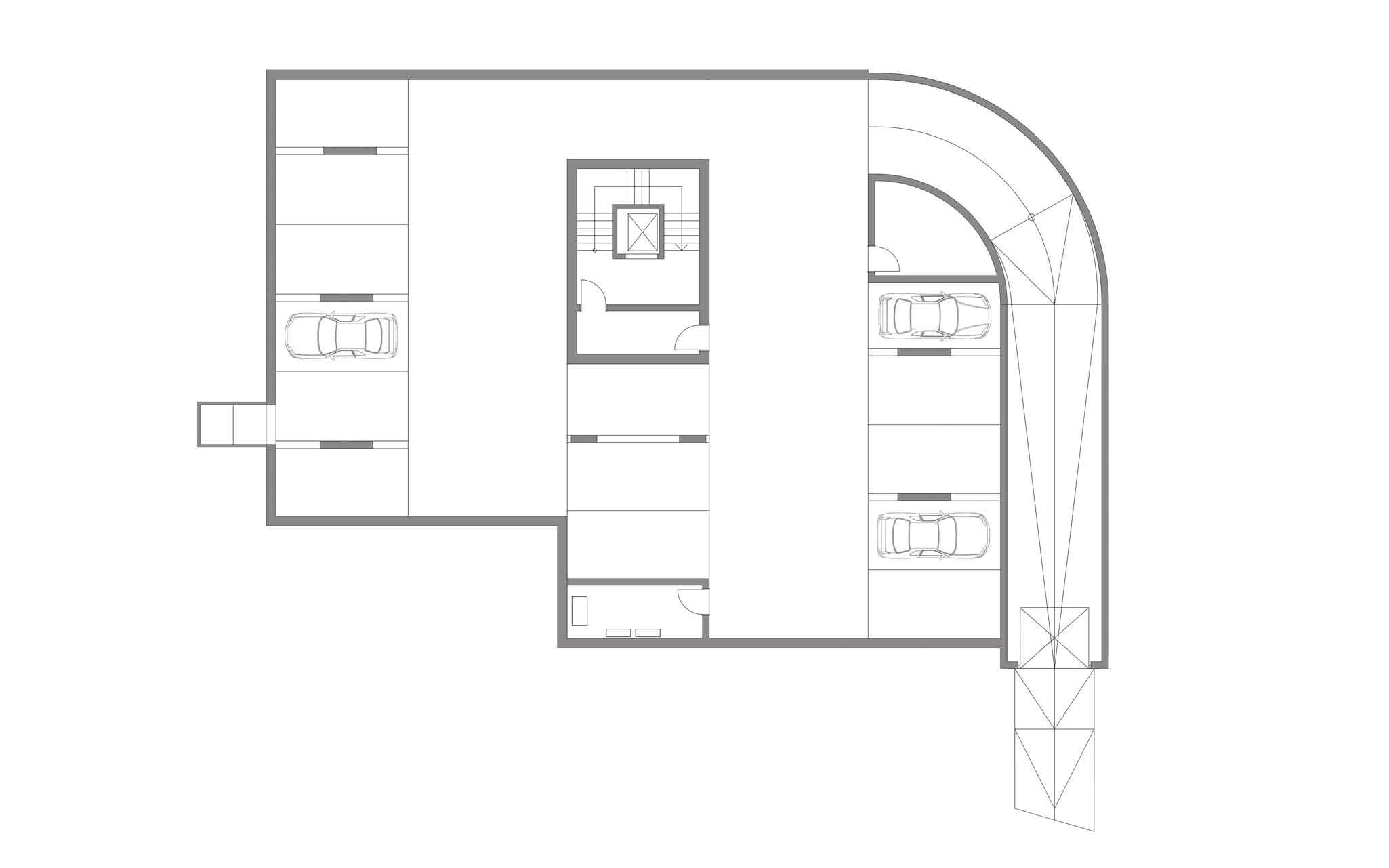 TG / Kellergeschoss