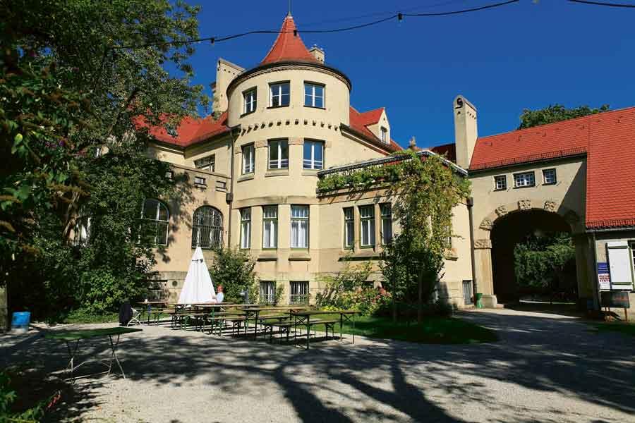 Seidl Villa