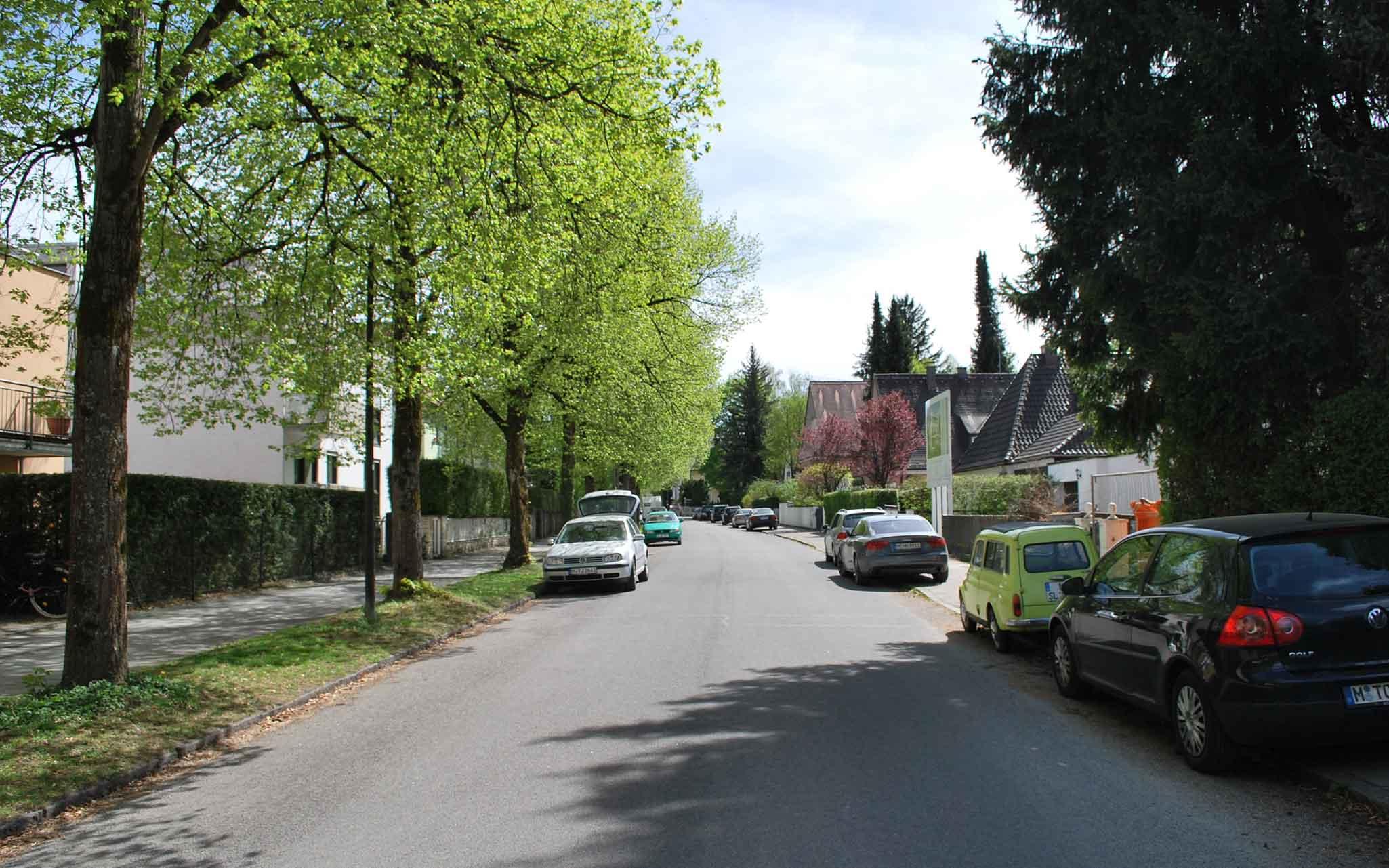 Grünbauerstraße