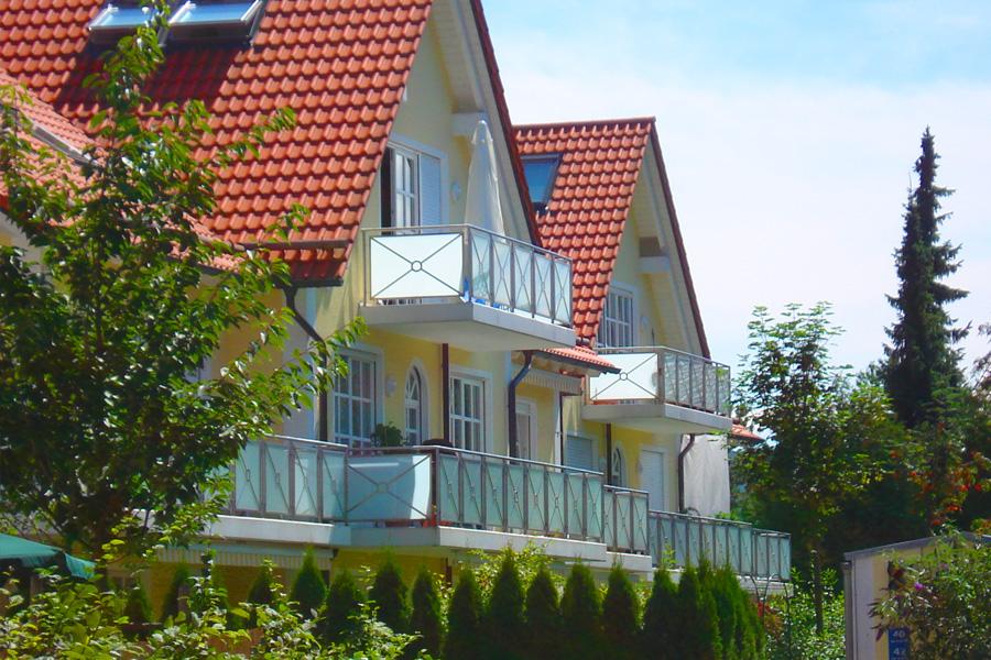 Neubau von 2 Mehrfamilienhäusern