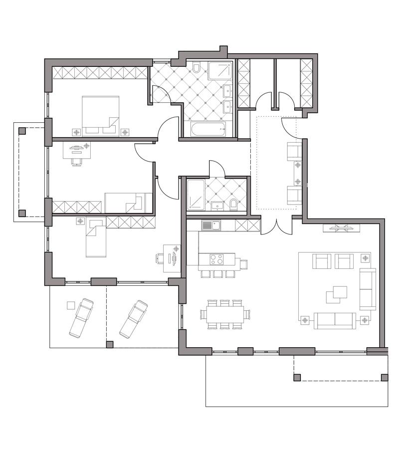 EG Wohnung 1