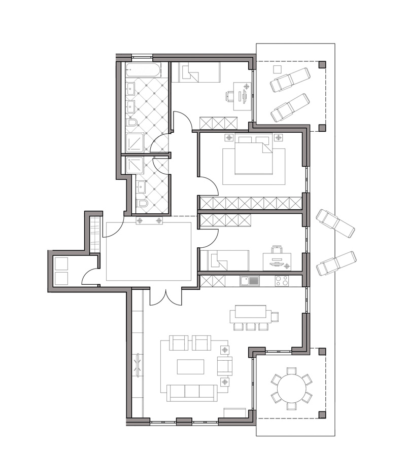 EG Wohnung 2