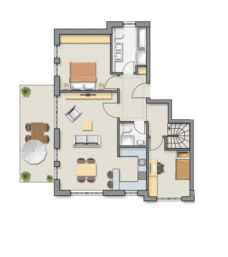 EG Wohnung 6