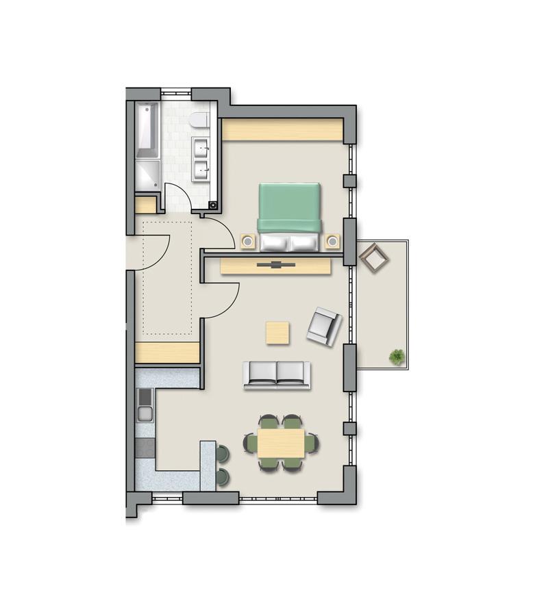 OG Wohnung 9