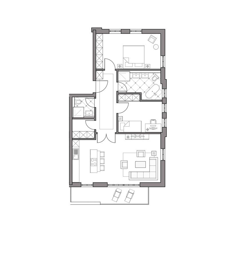 OG Wohnung 11